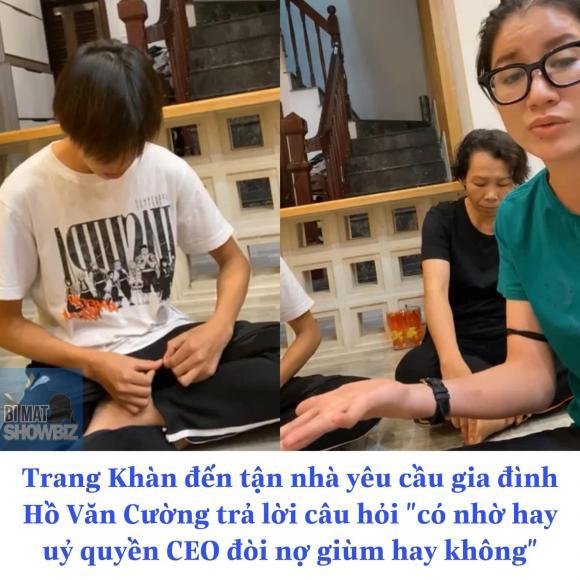 Người mẫu Trang Trần,ca sĩ Phi Nhung, ca sĩ Hồ Văn Cường, sao Việt
